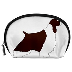 English Springer Spaniel Silo Color Accessory Pouches (Large)