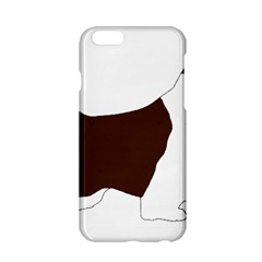 English Springer Spaniel Silo Color Apple iPhone 6/6S Hardshell Case