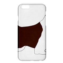 English Springer Spaniel Silo Color Apple iPhone 6 Plus/6S Plus Hardshell Case