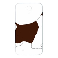 English Springer Spaniel Silo Color Samsung Galaxy Mega I9200 Hardshell Back Case