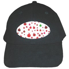 Beetle Animals Red Green Fly Black Cap