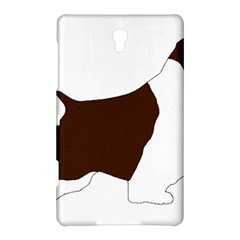 English Springer Spaniel Silo Color Samsung Galaxy Tab S (8.4 ) Hardshell Case