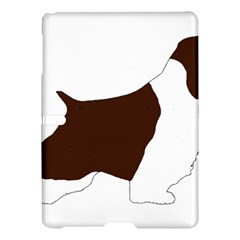 English Springer Spaniel Silo Color Samsung Galaxy Tab S (10.5 ) Hardshell Case