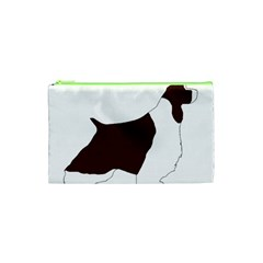 English Springer Spaniel Silo Color Cosmetic Bag (XS)