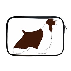 English Springer Spaniel Silo Color Apple MacBook Pro 17  Zipper Case