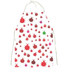 Beetle Animals Red Green Fly Full Print Aprons