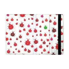Beetle Animals Red Green Fly Apple Ipad Mini Flip Case