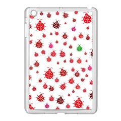 Beetle Animals Red Green Fly Apple Ipad Mini Case (white)
