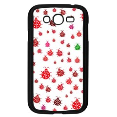 Beetle Animals Red Green Fly Samsung Galaxy Grand Duos I9082 Case (black)