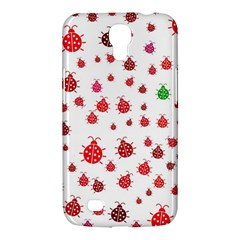 Beetle Animals Red Green Fly Samsung Galaxy Mega 6 3  I9200 Hardshell Case