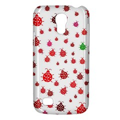 Beetle Animals Red Green Fly Galaxy S4 Mini