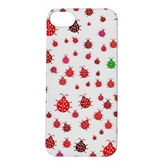 Beetle Animals Red Green Fly Apple Iphone 5s/ Se Hardshell Case