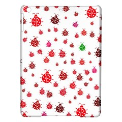 Beetle Animals Red Green Fly iPad Air Hardshell Cases