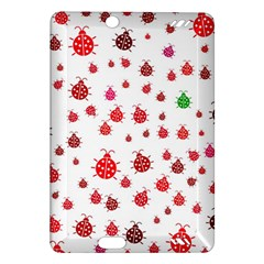 Beetle Animals Red Green Fly Amazon Kindle Fire Hd (2013) Hardshell Case