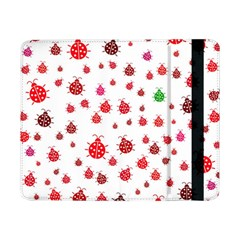 Beetle Animals Red Green Fly Samsung Galaxy Tab Pro 8.4  Flip Case