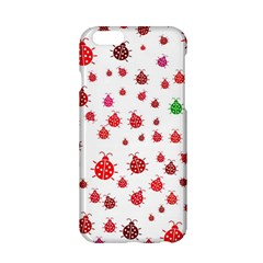 Beetle Animals Red Green Fly Apple Iphone 6/6s Hardshell Case