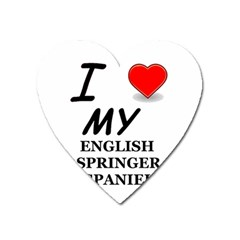 Eng Spr Sp Love Heart Magnet