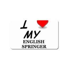 Eng Spr Sp Love Magnet (Name Card)