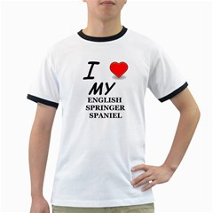 Eng Spr Sp Love Ringer T-Shirts