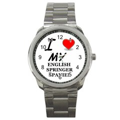 Eng Spr Sp Love Sport Metal Watch