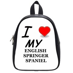 Eng Spr Sp Love School Bags (Small)