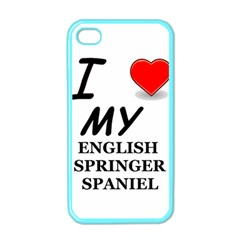 Eng Spr Sp Love Apple iPhone 4 Case (Color)