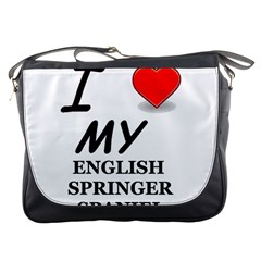 Eng Spr Sp Love Messenger Bags