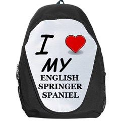 Eng Spr Sp Love Backpack Bag