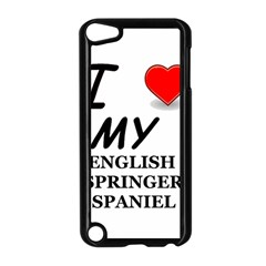 Eng Spr Sp Love Apple iPod Touch 5 Case (Black)