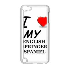 Eng Spr Sp Love Apple iPod Touch 5 Case (White)