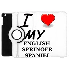 Eng Spr Sp Love Apple iPad Mini Flip 360 Case