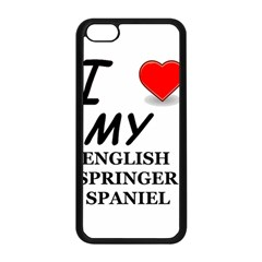 Eng Spr Sp Love Apple iPhone 5C Seamless Case (Black)
