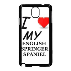 Eng Spr Sp Love Samsung Galaxy Note 3 Neo Hardshell Case (Black)