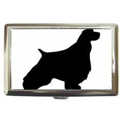 English Springer Spaniel Silo Black Cigarette Money Cases