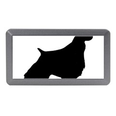 English Springer Spaniel Silo Black Memory Card Reader (Mini)