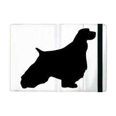 English Springer Spaniel Silo Black Apple iPad Mini Flip Case
