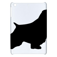 English Springer Spaniel Silo Black Apple iPad Mini Hardshell Case
