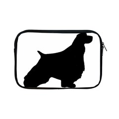 English Springer Spaniel Silo Black Apple iPad Mini Zipper Cases