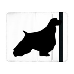 English Springer Spaniel Silo Black Samsung Galaxy Tab Pro 8.4  Flip Case