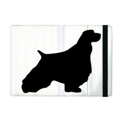 English Springer Spaniel Silo Black iPad Mini 2 Flip Cases