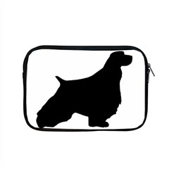 English Springer Spaniel Silo Black Apple MacBook Pro 15  Zipper Case