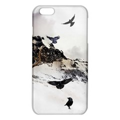 Birds Crows Black Ravens Wing Iphone 6 Plus/6s Plus Tpu Case