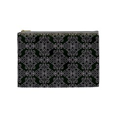 Line Geometry Pattern Geometric Cosmetic Bag (Medium)
