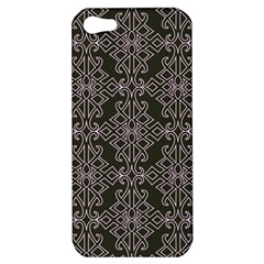 Line Geometry Pattern Geometric Apple Iphone 5 Hardshell Case