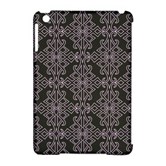 Line Geometry Pattern Geometric Apple iPad Mini Hardshell Case (Compatible with Smart Cover)