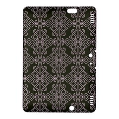 Line Geometry Pattern Geometric Kindle Fire Hdx 8 9  Hardshell Case