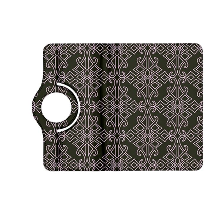Line Geometry Pattern Geometric Kindle Fire HD (2013) Flip 360 Case