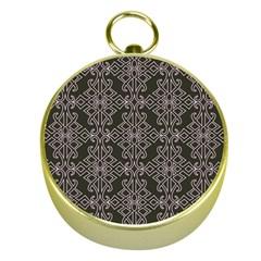 Line Geometry Pattern Geometric Gold Compasses
