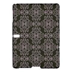 Line Geometry Pattern Geometric Samsung Galaxy Tab S (10 5 ) Hardshell Case
