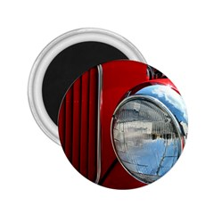 Antique Car Auto Roadster Old 2.25  Magnets